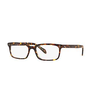 Oliver Peoples Denison OV5102 1659 Semi Matte Havana Glasses