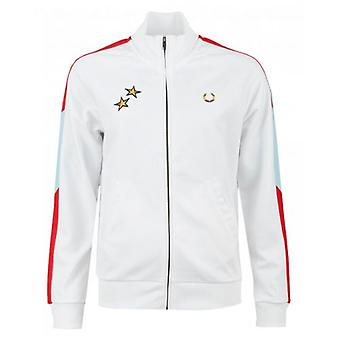 Fred Perry Bella Freud Contrast Stripe Track Jacket