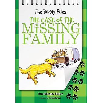 A Buddy Files: az ügy az eltűnt család (3. könyv)