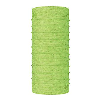 Buff Coolnet UV + Neckwear - Lime Heidekraut