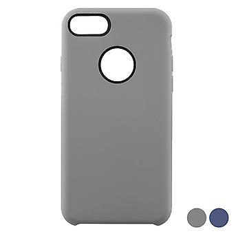 Couverture mobile Iphone 7/iphone 8 KSIX Rubber/Grey