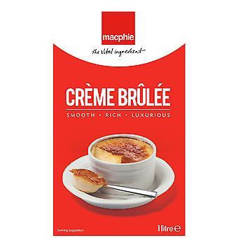 Macphie Creme Brulee Gluten Free