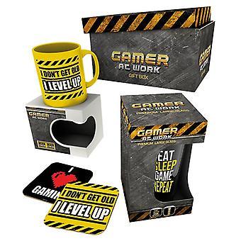 Gaming Gamer at Work Gift Set