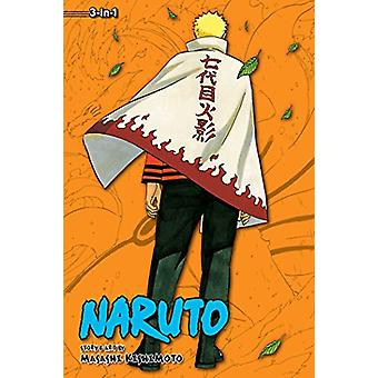 Naruto (3-in-1 Edition) - Vol. 24 - Includes vols. 70 - 71 & 72 by