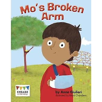 Mo's Broken Arm by Anne Giulieri - 9781474776035 Book