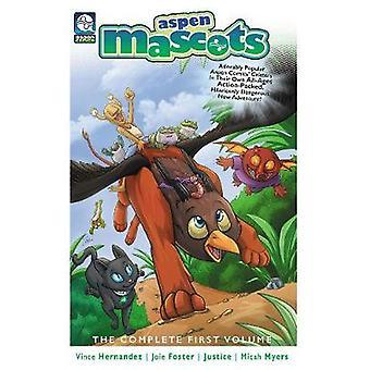 Aspen Mascots Volume 1 by Vince Hernandez - 9781941511602 Book