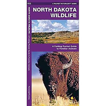 North Dakota Wildlife: An Introduction to Familiar Species (Pocket Naturalist Guides)