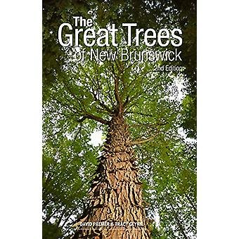 The Great Trees of New Brunswick by David Palmer - 9781773100951 Book