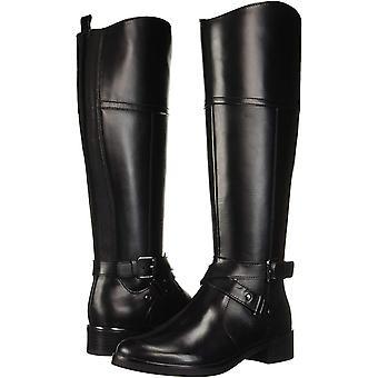 Bandolino Ženy's Topánky Jimani Kožené Uzavretá Toe Mid-Teľa Módne topánky