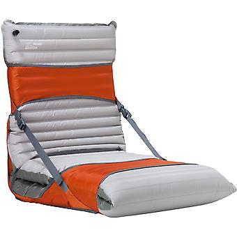 Thermarest Trekker Chair 25 Tomato (Fits 25in mats Mat Not Included)