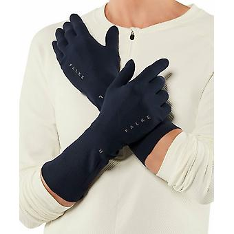 Falke Light Ski Handschuhe - Dark Night Navy