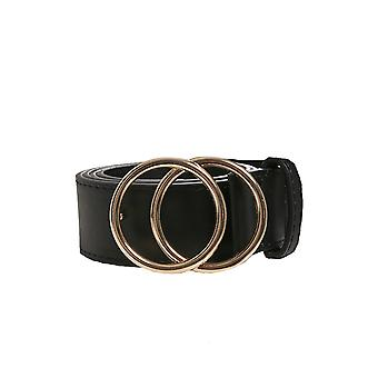 Urban Classics Unisex Gürtel Ring Buckle
