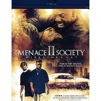 Menace 2 samenleving [BLU-RAY] USA import
