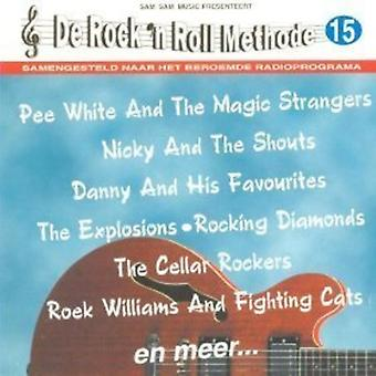 Various Artist - De Rock 'N Roll Methode Vol. 15 [CD] USA import