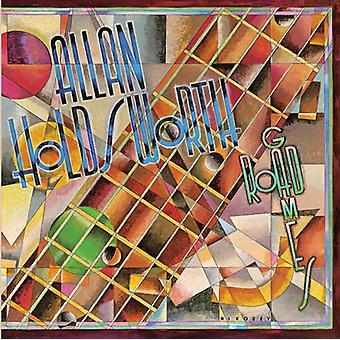 Holdsworth*Allan - Road Games [CD] USA import