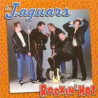 Jaguars - Rockin' Hot [CD] USA import