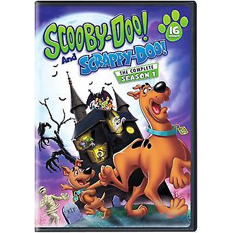 Import USA Scooby Doo & Scrappy Doo [DVD]