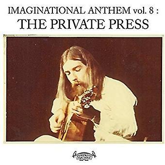 Imaginational 8 - Imaginational 8 [CD] USA import