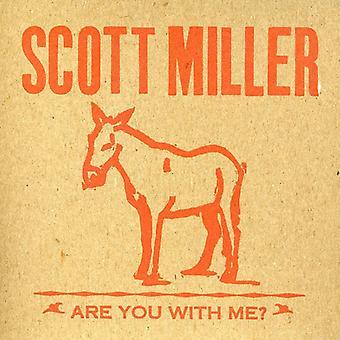 Scott Miller - bent u met mij? [CD] USA import