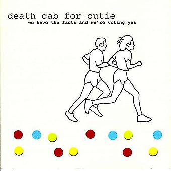 Death Cab for Cutie - We Have the Facts & We're Voting Yes [Vinyl] USA import