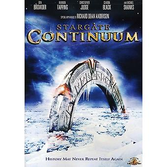 Stargate: Continuum [DVD] USA import