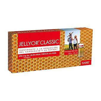 Jellyor Classic 20 flesjes van 10ml