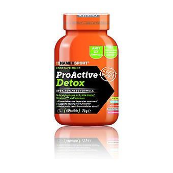 Proactive detox 60 capsules