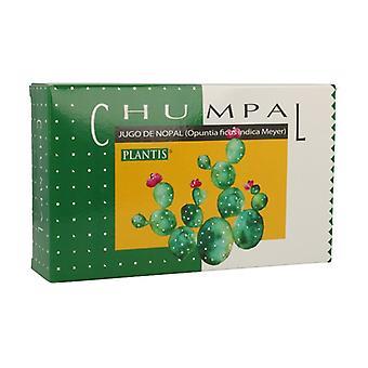 Chumpal (Nopal Juice) 20 ampoules