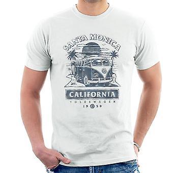 Volkswagen Santa Monica California Men's T-Shirt