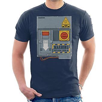 The Crystal Maze Lock In Board Men's T-Shirt