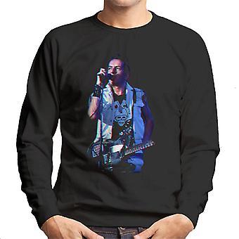 TV Zeiten Clash Joe Strummer Herren Sweatshirt