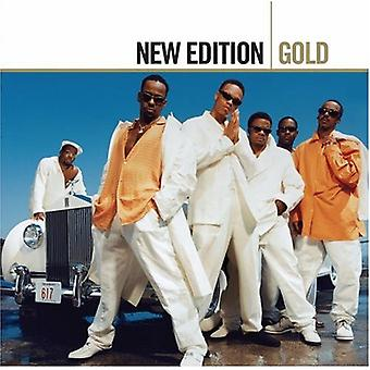 New Edition - Gold [CD] USA import