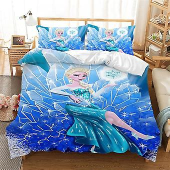 100% Polyester Queen / King Size , Comforter Bedding Sets For With Duvet &