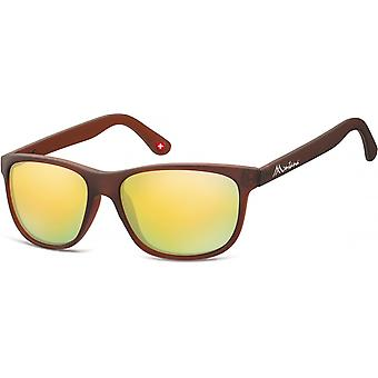 Solbriller Unisex av SGB brun (MS48)