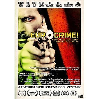 Eurocrime [DVD] USA import
