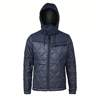 G-Star Raw Attacc Heatseal Quilted Jacket Navy Blue D17564