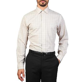 Brooks irmãos homens 'camisa slim fit