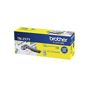 Brother Yellow High Yield Toner Cartridge Tn 257Y