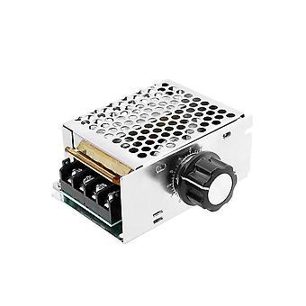 4000w 220v Ac Scr الجهد المنظم باهتة المحركات الإلكترونية 220 فولت