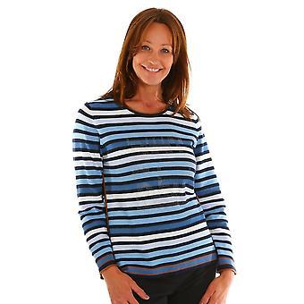 RABE Rabe Blue Sweater 45 023670