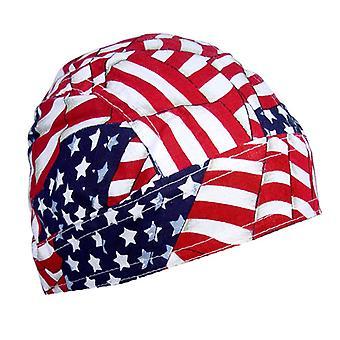 Balboa Z265 100% Cotton Flag Flydanna - Wavy American