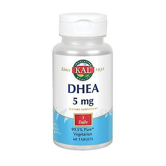Kal DHEA, 60 Tabs