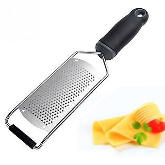 Multi Purpose Stainless Steel Sharp Vegetable / Fruit Cheese Grater Tool