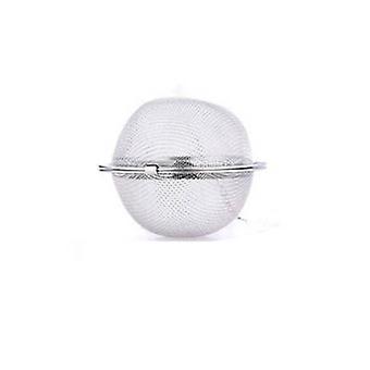 Edelstahl Tee Infuser Kugel, Verriegelung Spice Tea Ball Strainer Küche