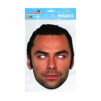 Masque-arade Aidan Turner Célébrités Party Face Mask