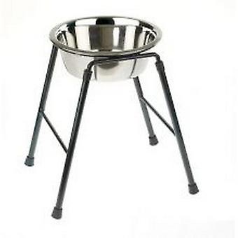 Caldex Classic Highstand emelt Dog Bowl