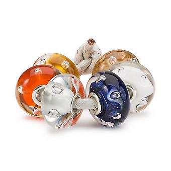 Trollbeads Bubble Joy Kit Glass Bead TGLBE-00195