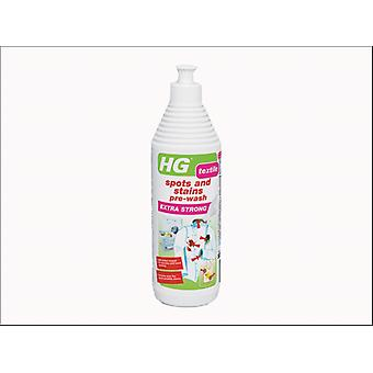 HG Laundry Spots & Stain Pre-wash Extra 0.5L