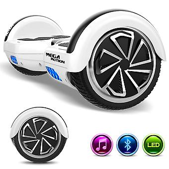 MM6 Hoverboard Self Balanced Electric Scooter LED