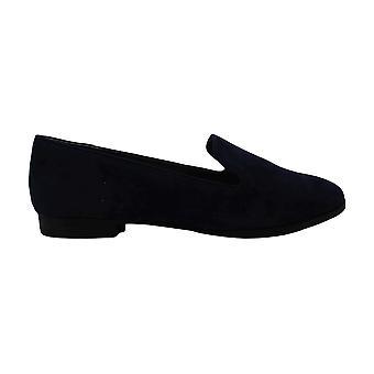 Alfani Womens Oceanaal Suede Closed Toe Loafers